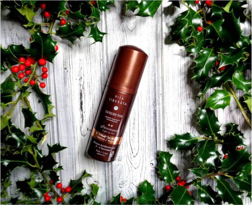 VITA LIBERATA PHENOMENAL TAN MOUSSE