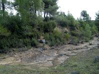 L'espai de l'antiga Pedrera de l'Obaga del Ferriol