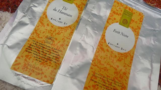 thé, palais des thés, du hammam, forêt noire