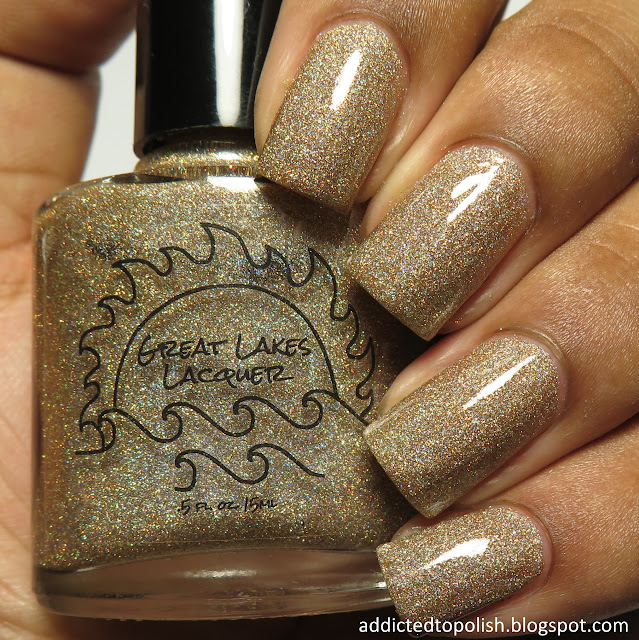 great lakes lacquer freer sand november limited edition