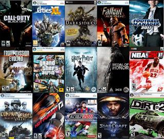 Harga DVD Game PC - Lengkapi Koleksi Game Komputer Anda