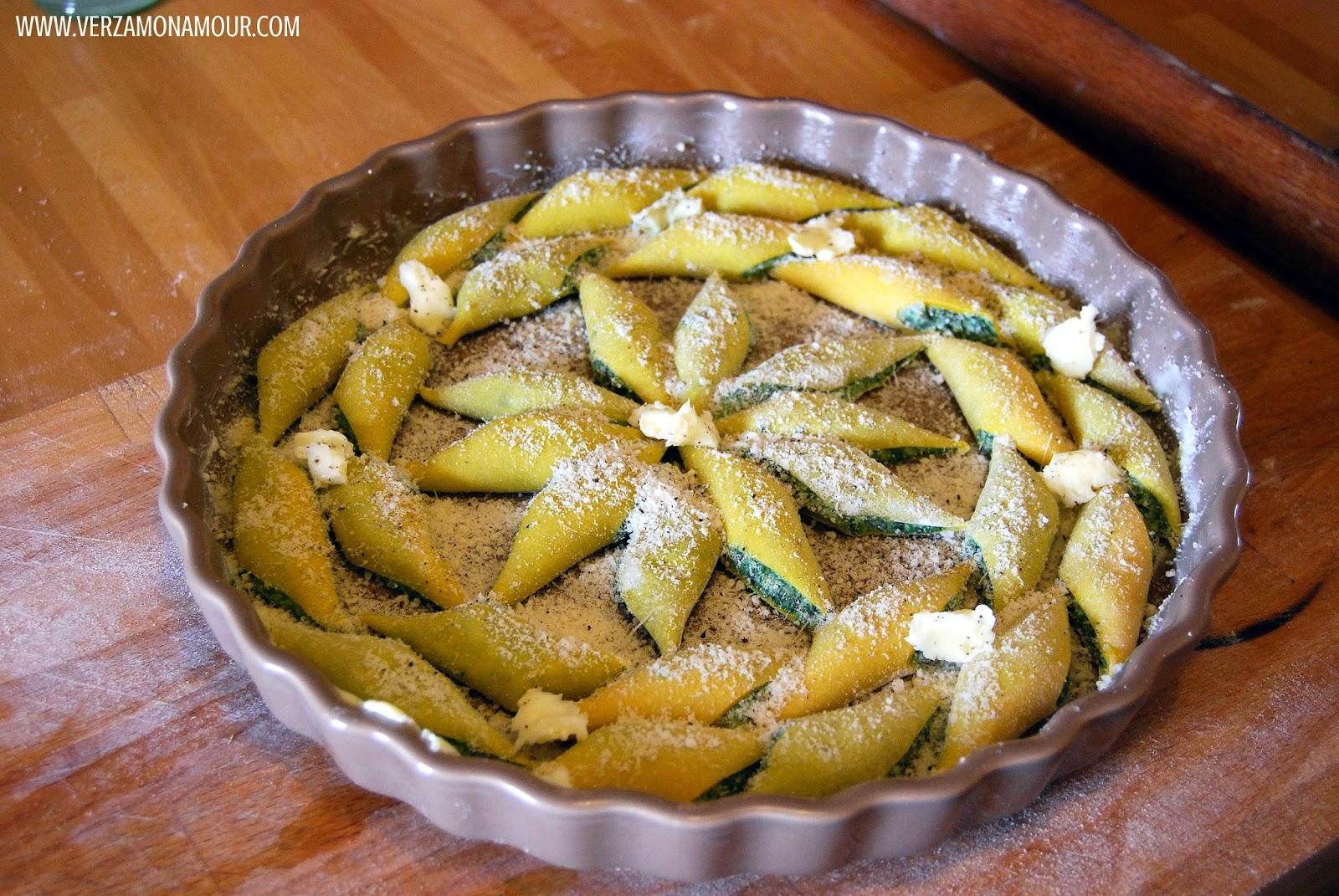 rotolini di erbette e ricotta gratinati ~ ricette di cucina - le ... - Cucinare Erbette