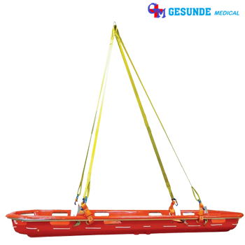 basket rescue stretcher stainless steel
