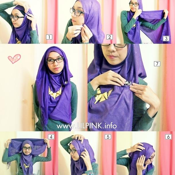 Tutorial Hijab Paris New Style Hijab Tutorial Store