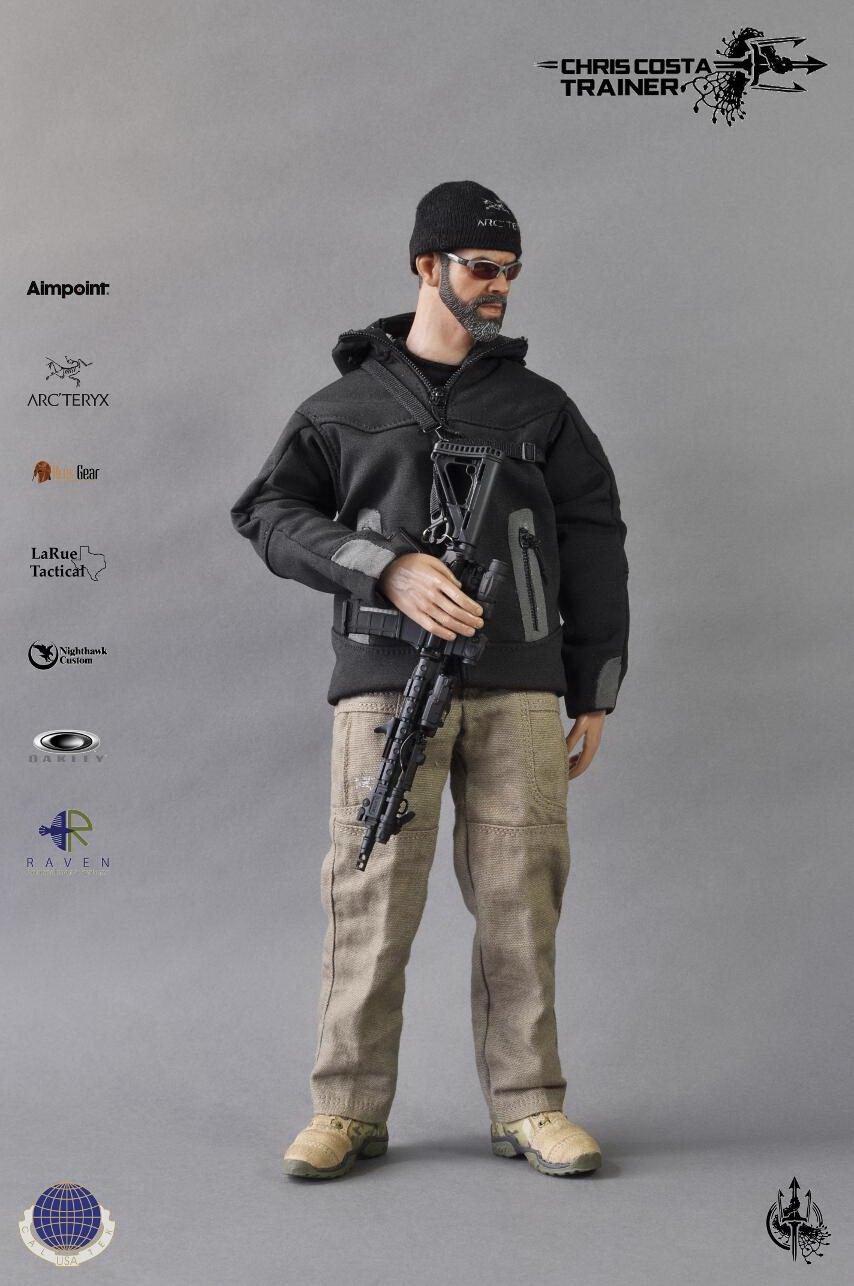 """Toys For Chris : Toyhaven incoming caltek scale chris costa """"trainer"""