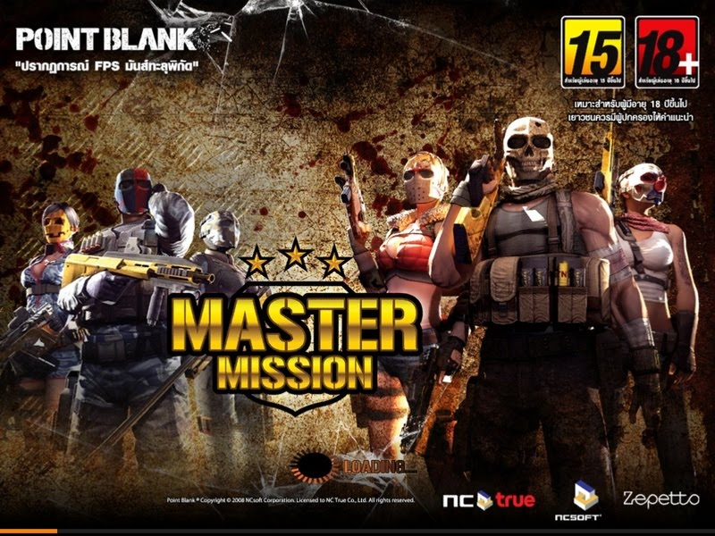 gambar point blank character. point blank game online.