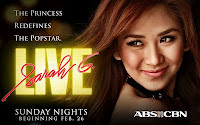Watch Sarah G Live – September 2, 2012 TV Replay