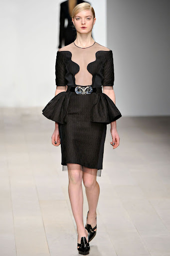 David Koma Autumn/winter 2012/13 Women's Collection