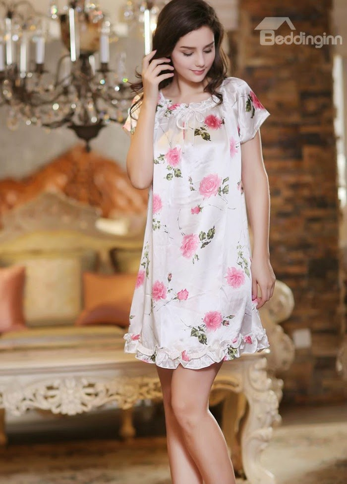 http://www.beddinginn.com/product/Sweet-Princess-Style-Floral-Print-Elegant-Sleepwear-With-Short-Sleeves-10911609.html