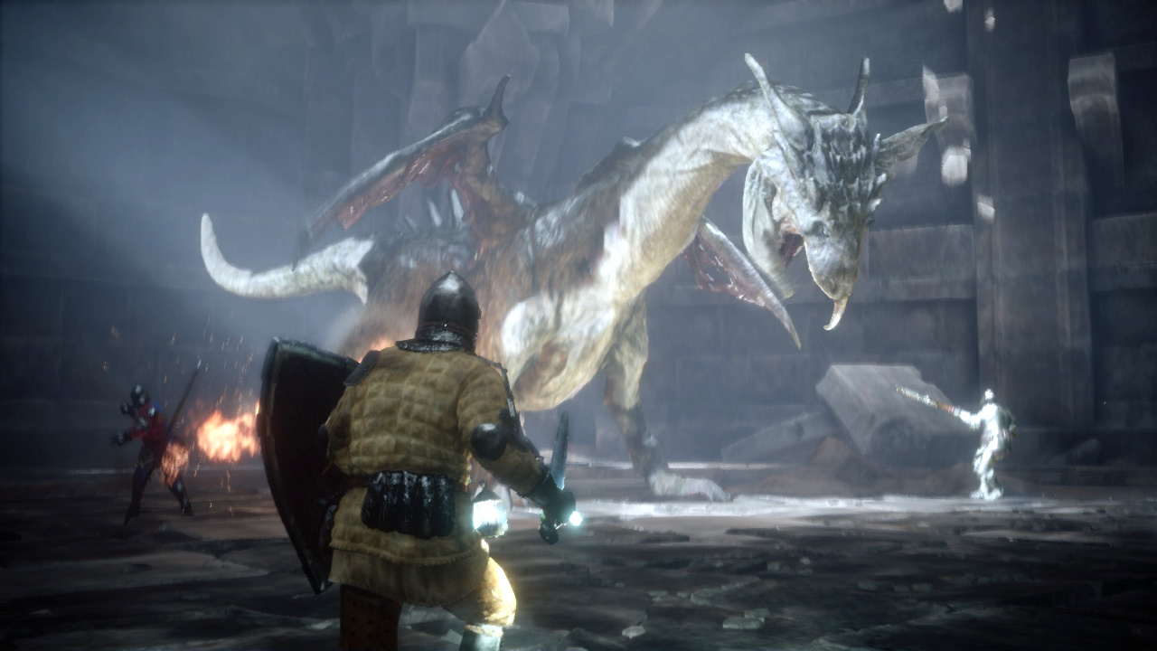 PS4 Exclusive Deep Down 'Prologue' Trailer Takes Future New Yorkers to a Monster