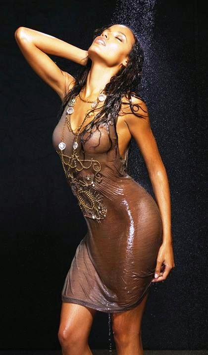 Selita Ebanks  nackt