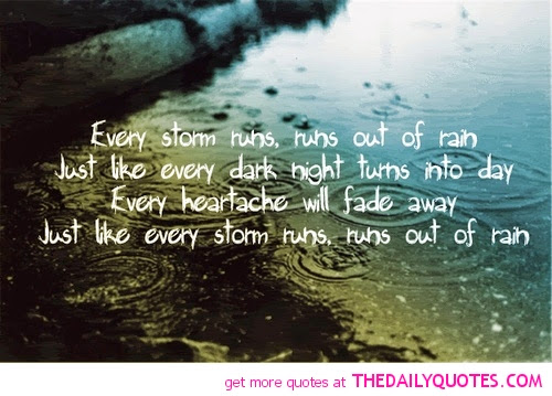 inspirational quotes about rain quotesgram