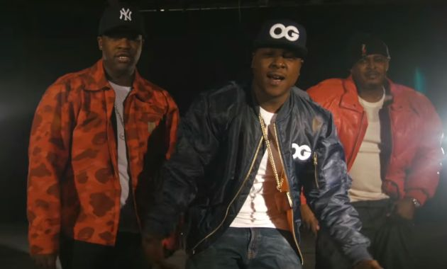 Sheek Louch - What's On Your Mind (Feat. Jadakiss & A$AP Ferg) [Vídeo]