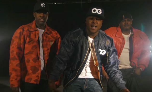 Sheek Louch - What's On Your Mind (Feat. Jadakiss & A$AP Ferg) [Vídeo]