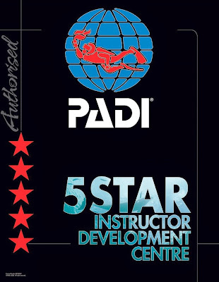 PADI 5* IDC Center 'Oceans 5' on Gili Air, Indonesia