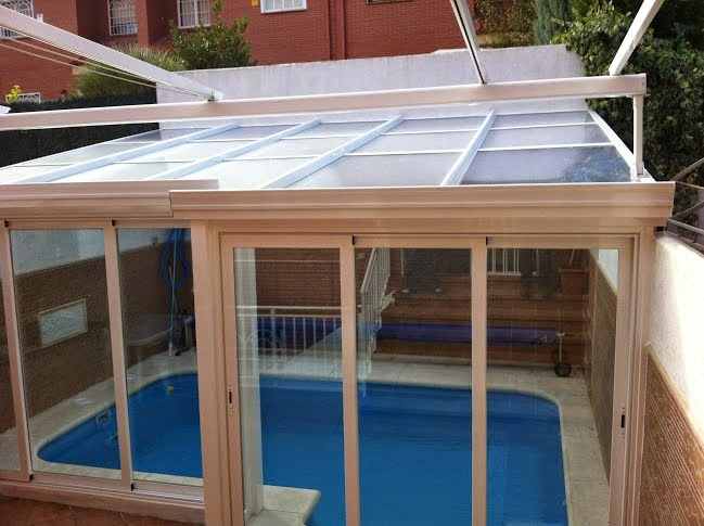 Cerrar terraza atico precio materiales de construcci n - Cubrir terraza barato ...