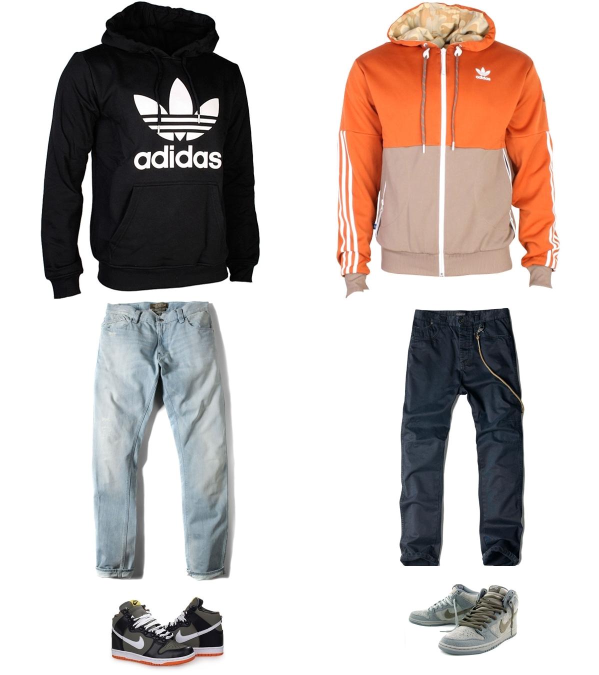 ropas adidas