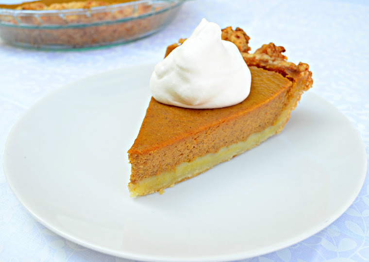 Skinny Pumpkin Pie Recipe | Serena Bakes Simply From Scratch
