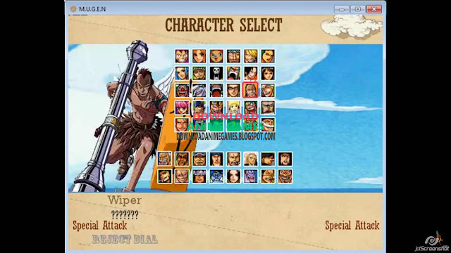 One Piece Pirate Battle PC Start Menu