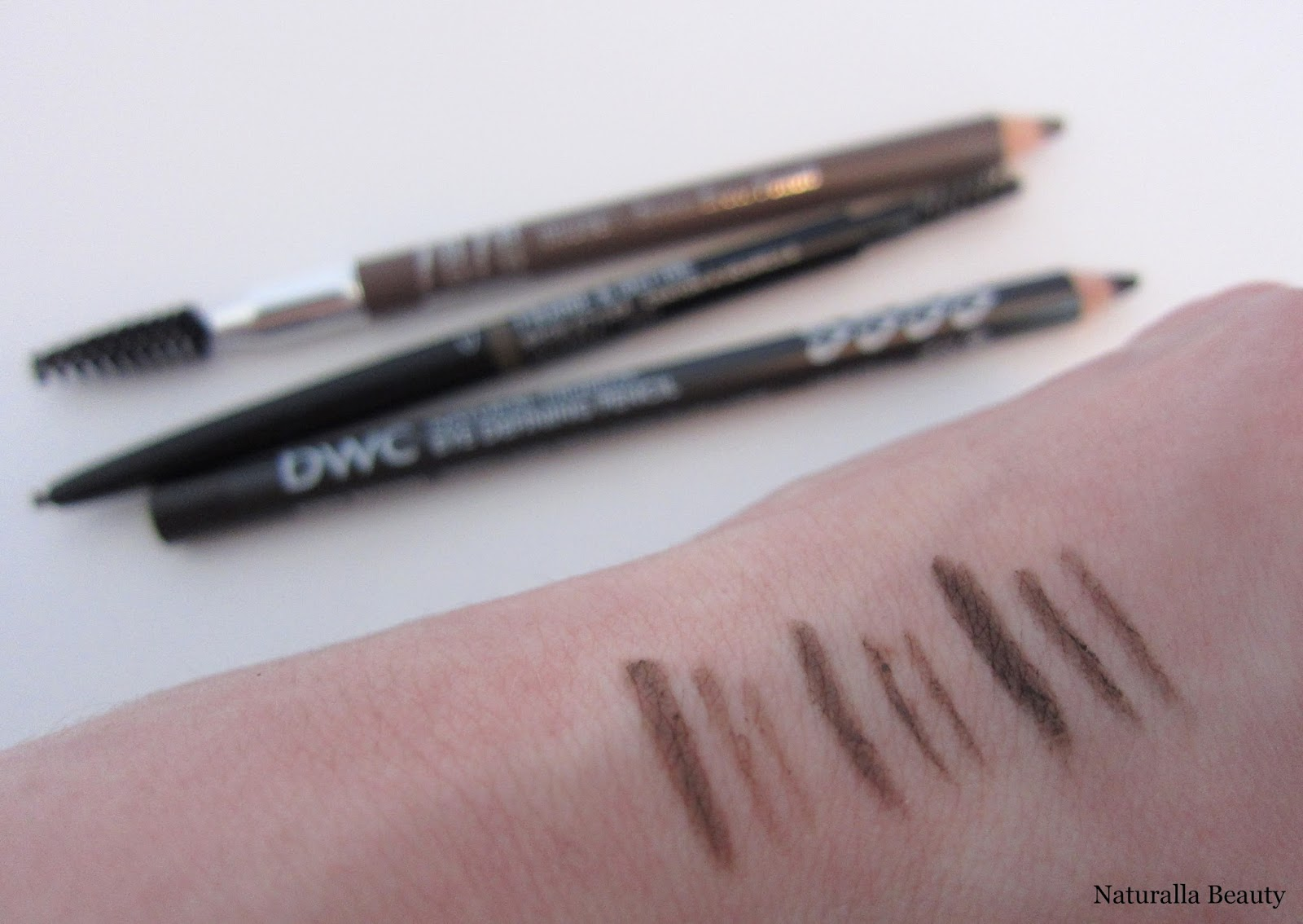 All About Brows Zuzu Luxe Lily Lolo Bare Minerals Silk Naturals