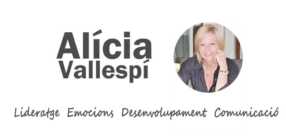 Alícia Vallespí,                 coaching i formació