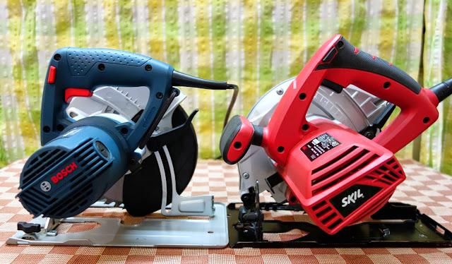 Skil 5301 vs Bosch GKS 7000