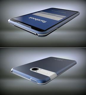 Perusahaan Facebook Akan Memproduksi Handphone [ www.BlogApaAja.com ]