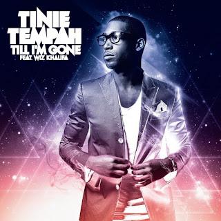 Tinie Tempah - Till I'm Gone artwork