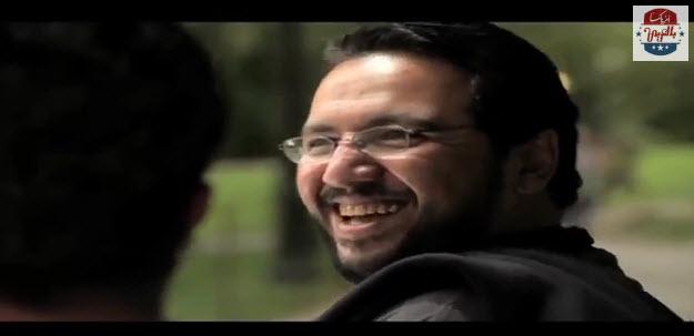 """المغني العالمي بلال فضل يغني لباسم يوسف """"مش هسيبك"""" في أول ظهور له في برنامج أمريكا بالعربي"""