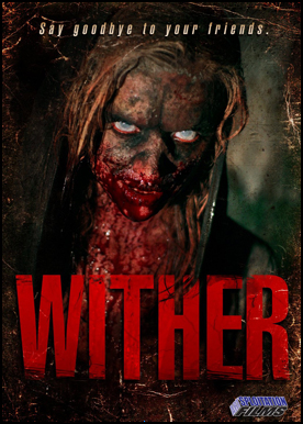 Wither: A Casa do Demônio - BDRip AVI – RMVB Dublado