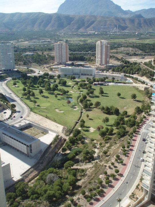 Las Rejas Benidorm sede del V Campeonato de Pitch & Putt de la Comunidad Valenciana