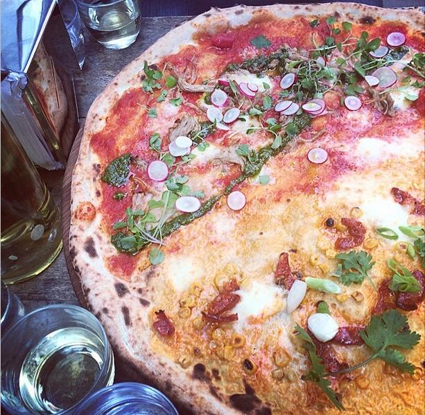 Homeslice Pizza London