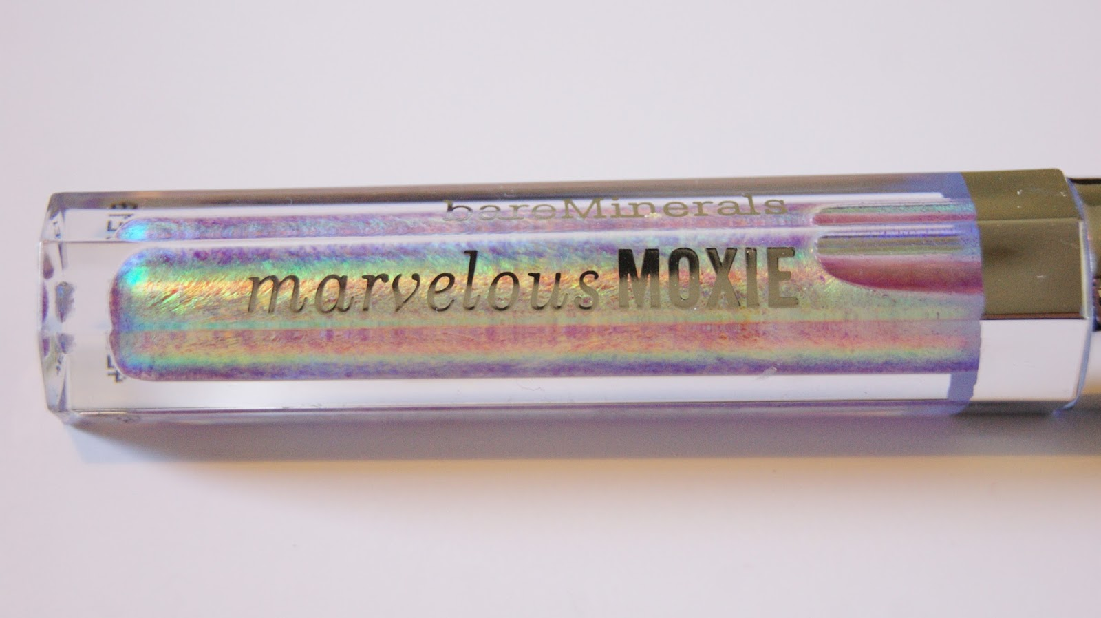 Bare Minerals Marvelous Moxie Lipgloss in Hypnotist
