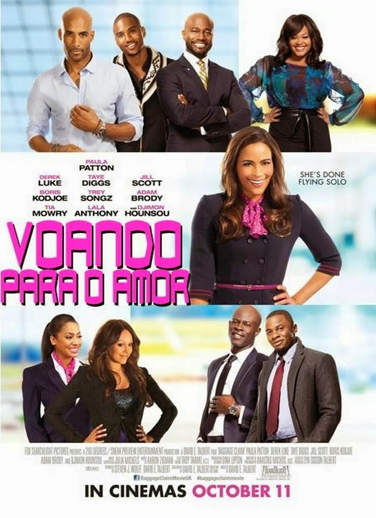 Download - Voando para o Amor - Dual Áudio (2014)