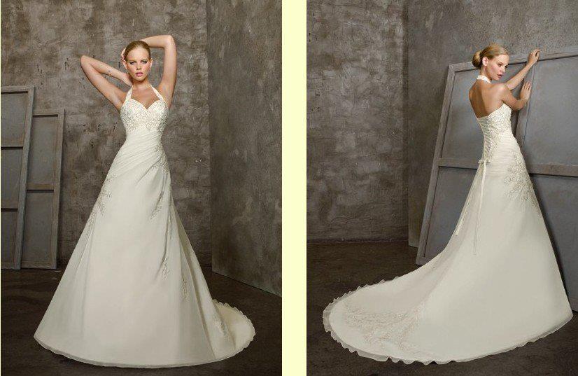 Vestidos de novia talla 34