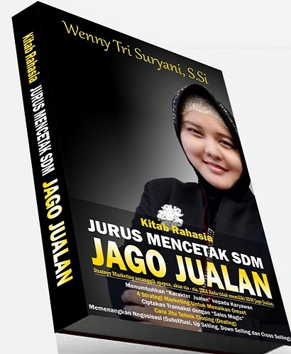 Buku Mencetak SDM Jago Jualan