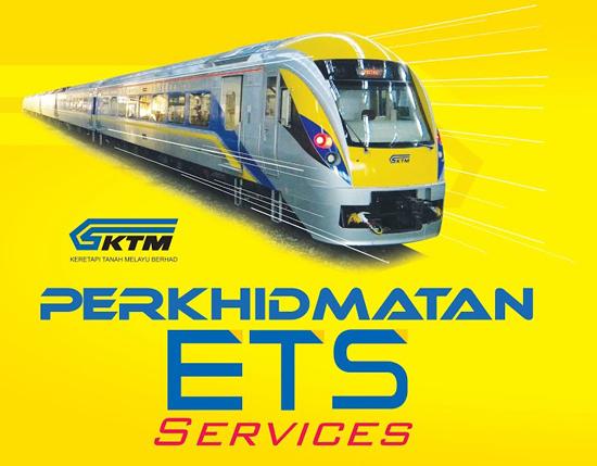 Senarai Agen Jual Tiket ETS Intercity