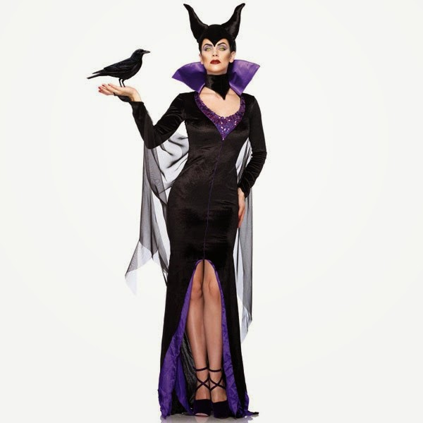 maleficient bird not included