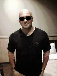 Actor Ajith new look photo