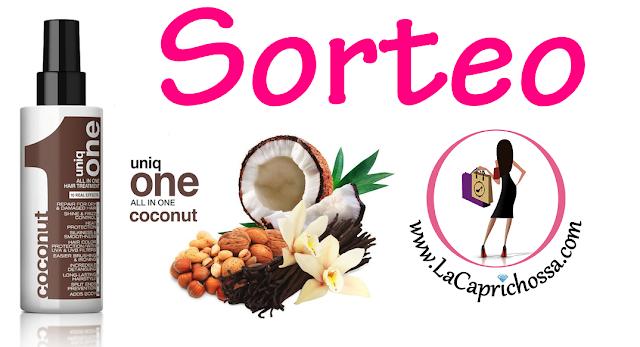 Sorteo Uniq One en LaCaprichossa