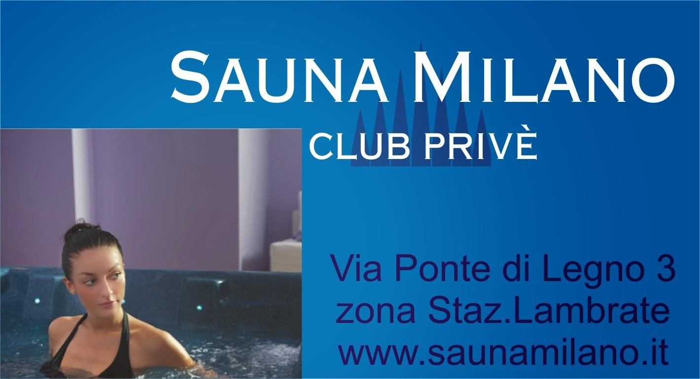 Sauna Milano