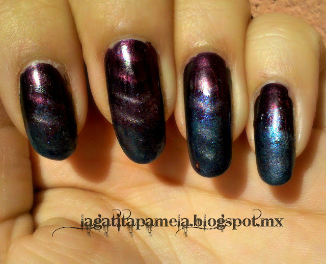 magnetic gradient nails