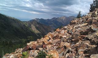 Lake Blanche Trail, Brighton Utah