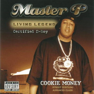 Master P – Living Legend: Certified D-Boy (CD) (2005) (320 kbps)