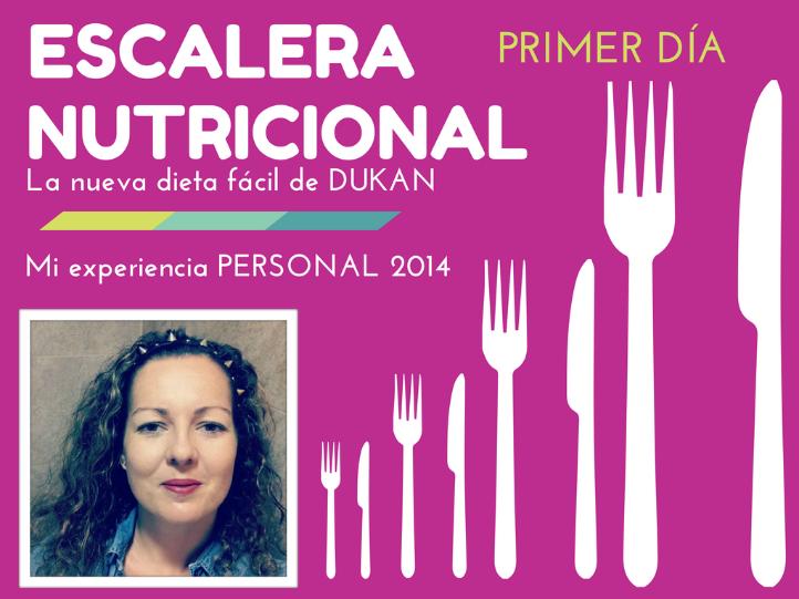 Vídeo de mi experiencia personal con la nueva dieta suave de Dukan ,LA ESCALERA NUTRICIONAL,mi primer día el LUNES de proteínas y deporte 20 minutos de caminata fuerte y más...