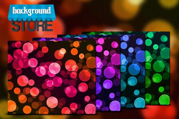 Bokeh Background Psd Free Bokeh Background