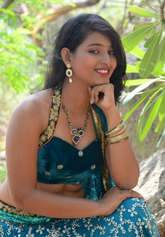 Actress Teja Reddy