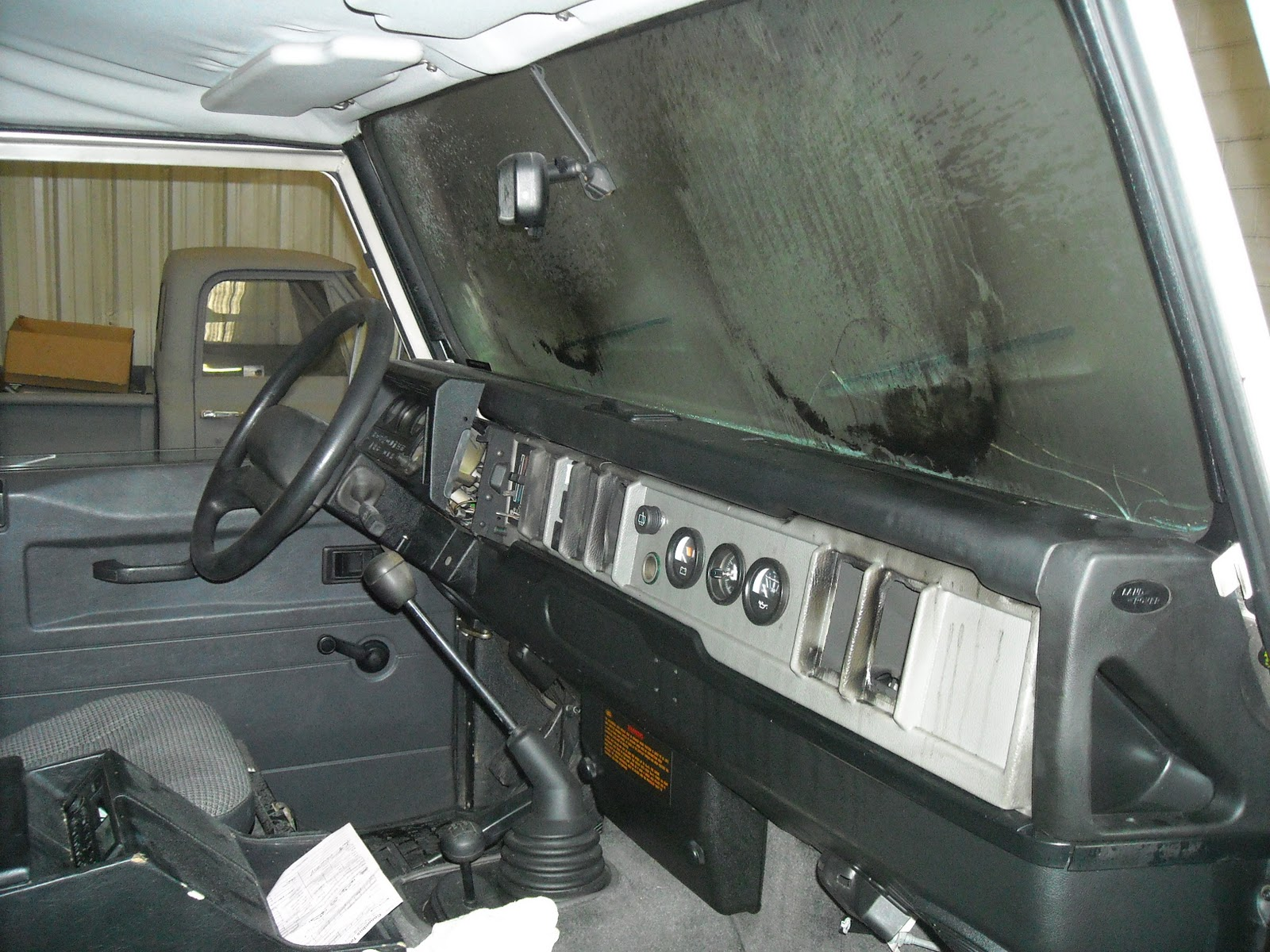 truck land thumb product interior packagesi rover dashboard company landrover code defender chelsea track custom auto wide