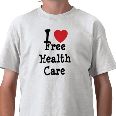 not free health care