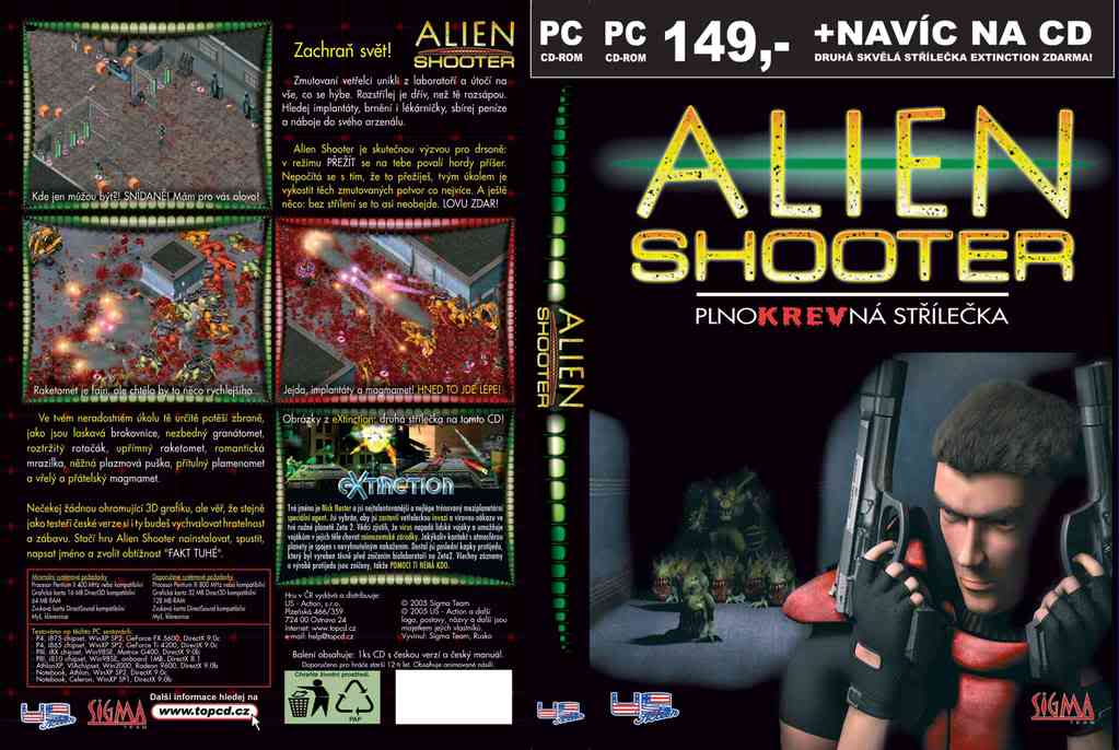 aliens shooter online game